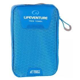 Lifeventure Ręcznik SoftFibre Trek Towel Advance L blue, BEZPŁATNY ODBIÓR: WROCŁAW!