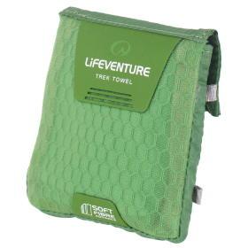 Lifeventure Ręcznik SoftFibre Trek Towel Advance pocket gree, BEZPŁATNY ODBIÓR: WROCŁAW!