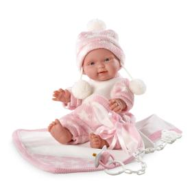 Llorens Lalka New Born - dziewczynka 26270, BEZPŁATNY ODBIÓR: WROCŁAW!
