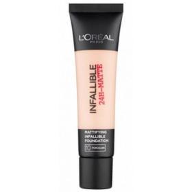 Loreal Paris makijażu maty niezawodnie 24H matowy 35 ml (Odtieň 22 Radiant Beige), BEZPŁATNY ODBIÓR: WROCŁAW!