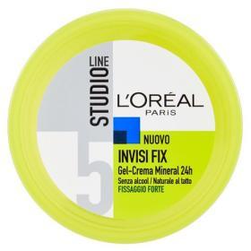 Loreal Paris Mineralny-żel do modelowania włosów Studio Line Invisa Fix (mineralny-żel), 150 ml, BEZPŁATNY ODBIÓR: WROCŁAW!