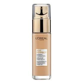 Loreal Paris Odmładzający i rozjaśniający makijaż Age Perfect (Radiance Foundation) 30 ml (cień 180 Golden Beige), BEZPŁATNY ODBIÓR: WROCŁAW!