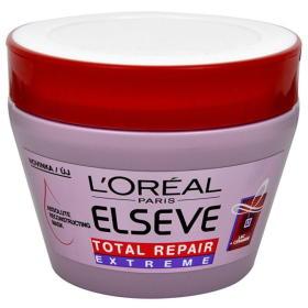 Loreal Paris Restorative Maska do włosów suchych i zniszczonych ELSEV Razem napraw Ekstremalne 300 ml, BEZPŁATNY ODBIÓR: WROCŁAW!