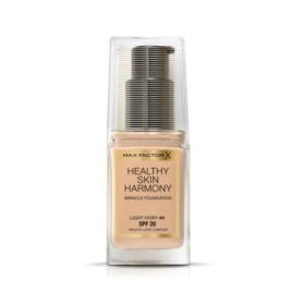 Max Factor Healthy Skin Harmony SPF 20 ( Miracle Foundation) 30 ml (cień 40 Light Ivory), BEZPŁATNY ODBIÓR: WROCŁAW!