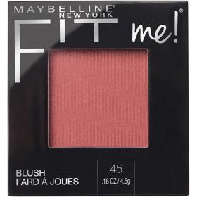 Maybelline Dopasuj mnie! ( ) Blush ( ) 5 g (cień 40 Peach), BEZPŁATNY ODBIÓR: WROCŁAW!