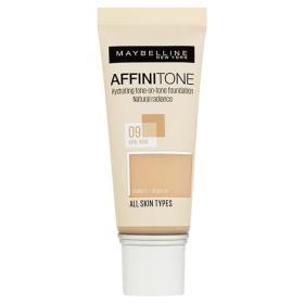 Maybelline Pigmenty unifikującą makijażu HD Affinitone (Hydrating Tone-One-Tone Foundation) 30 ml (cień 17 Rose, BEZPŁATNY ODBIÓR: WROCŁAW!