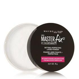 Maybelline Przezroczysty Fixing Proszek Master Fix (Setting & Perfecting Loose Powder) 6 g, BEZPŁATNY ODBIÓR: WROCŁAW!