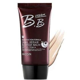 MIZON BB krem wydzielania ślimak filtratu 45% SPF 32 (ślimak naprawy skaz Balsam) 50 ml (cień Rose Beige, BEZPŁATNY ODBIÓR: WROCŁAW!