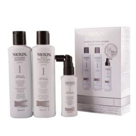 Nioxin System pielęgnacji włosów dla delikatnego, miękkiego w zależności od naturalnego System 1 włosów Sys, BEZPŁATNY ODBIÓR: WROCŁAW!