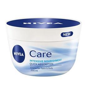 Nivea Odżywczy krem do twarzy i ciała (Intensive karmienia) (objętość 100 ml), BEZPŁATNY ODBIÓR: WROCŁAW!