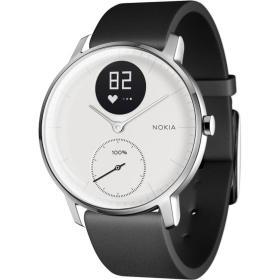 Nokia Zegarek Steel HR (36mm) – biały, BEZPŁATNY ODBIÓR: WROCŁAW!