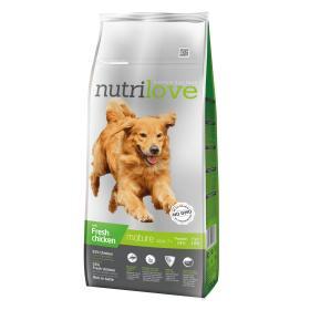 Nutrilove sucha karma dla psa Senior z kurczakiem 12kg, BEZPŁATNY ODBIÓR: WROCŁAW!