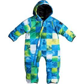 Quiksilver kombinezon Little Baby Sui I Snsu Ggp9 Blue Sulphur Icey Check 6-12M, BEZPŁATNY ODBIÓR: WROCŁAW!