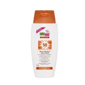 Sebamed Tanning Lotion SPF 50 do opalania (Wielu Protect Sun Lotion) 150 ml, BEZPŁATNY ODBIÓR: WROCŁAW!