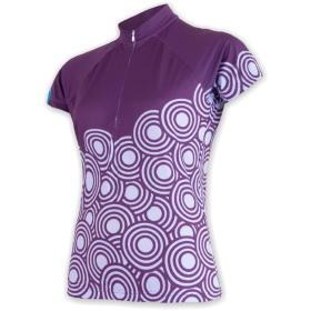 Sensor Damska kosyulka rowerowa Cyklo Circle Purple, BEZPŁATNY ODBIÓR: WROCŁAW!