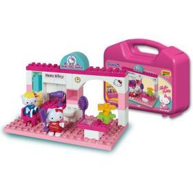 Unico Hello Kitty - Salon Fryzjerski w walizce, BEZPŁATNY ODBIÓR: WROCŁAW!