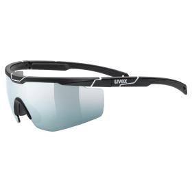Uvex Okulary przeciwsłoneczne Sportstyle 117 Black Mat White (2816), BEZPŁATNY ODBIÓR: WROCŁAW!