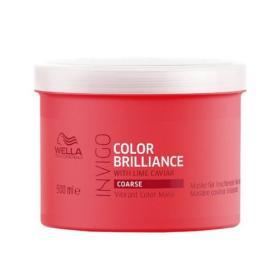 Wella Professional Maska do grubych, farbowanych włosów Invigo Brilliance Color Invigo Brilliance (Vibrant Mask) Color , BEZPŁATNY ODBIÓR: WROCŁAW!