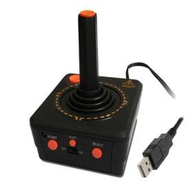 Atari akcesoria do gier Atari Vault Joystick, BEZPŁATNY ODBIÓR: WROCŁAW!