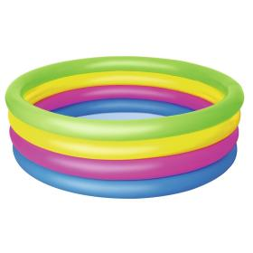 Bestway nadmuchiwany kolorowy basen, 1,57 m, BEZPŁATNY ODBIÓR: WROCŁAW!