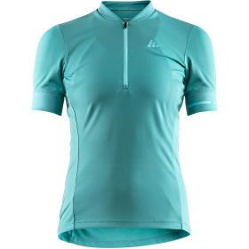 Craft koszulka rowerowa damska Point, jasnozielony L, BEZPŁATNY ODBIÓR: WROCŁAW!