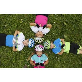 Etape koszulka na rower Bambino Blue/Yellow Fluo 140/146, BEZPŁATNY ODBIÓR: WROCŁAW!