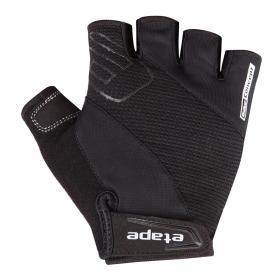 Etape męskie rękawiczki rowerowe Max, czarne L, BEZPŁATNY ODBIÓR: WROCŁAW!