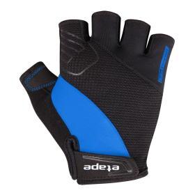 Etape męskie rękawiczki rowerowe Max, niebieskie M, BEZPŁATNY ODBIÓR: WROCŁAW!