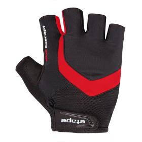 Etape męskie rękawiczki rowerowe Supra, czerwone M, BEZPŁATNY ODBIÓR: WROCŁAW!