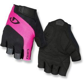 Giro rękawiczki rowerowe damskie Tessa, black/pink L, BEZPŁATNY ODBIÓR: WROCŁAW!