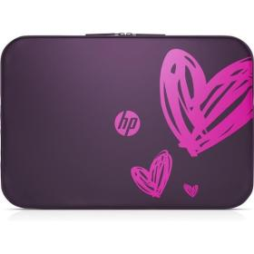 HP Torba na laptopa 15.6 Spectrum Hearts Sleeve (1AT98AA), BEZPŁATNY ODBIÓR: WROCŁAW!