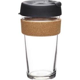 Keep Cup szklany kubek termiczny ESPRESSO CORK BREW L, BEZPŁATNY ODBIÓR: WROCŁAW!