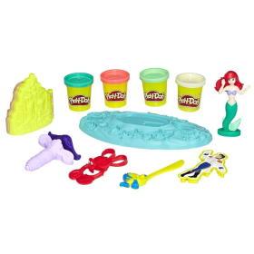 Play-Doh Podwodny ślub Ariel, BEZPŁATNY ODBIÓR: WROCŁAW!