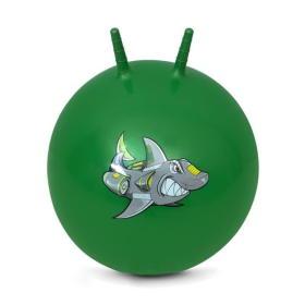 Spokey dziecięca piłka do skakania Sharky 60 cm, BEZPŁATNY ODBIÓR: WROCŁAW!