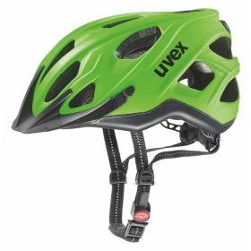 Uvex kask rowerowy City S Neon Green/Black Mat 57-61, BEZPŁATNY ODBIÓR: WROCŁAW!