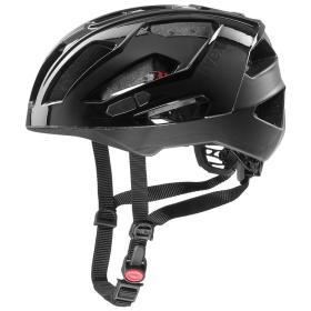 Uvex kask rowerowy Quatro XC Black-Black 52-57 cm, BEZPŁATNY ODBIÓR: WROCŁAW!