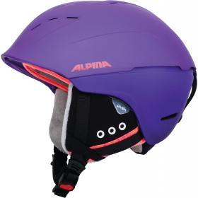Alpina Sports kask narciarski damski Alpina Spice fioletowy 55 - 59, BEZPŁATNY ODBIÓR: WROCŁAW!