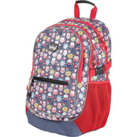 BAAGL plecak szkolny Happy Owls, BEZPŁATNY ODBIÓR: WROCŁAW!