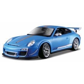 BBurago Porsche 911 GT3 RS 4.0 1:18 - blue, BEZPŁATNY ODBIÓR: WROCŁAW!