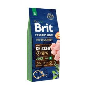 Brit Karma dla psów Premium by Nature Junior XL 15 kg, BEZPŁATNY ODBIÓR: WROCŁAW!