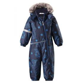 Lassie zimowy kombinezon 98 niebieski, BEZPŁATNY ODBIÓR: WROCŁAW!