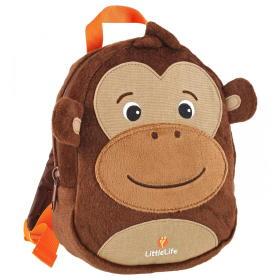 LittleLife plecak dziecięcy Toddler Backpack Monkey, BEZPŁATNY ODBIÓR: WROCŁAW!