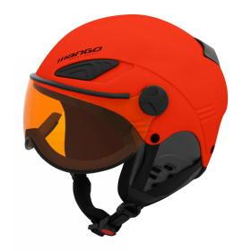 Mango kask narciarski dziecięcy Rock Pro pomarańczowy 48 - 52, BEZPŁATNY ODBIÓR: WROCŁAW!