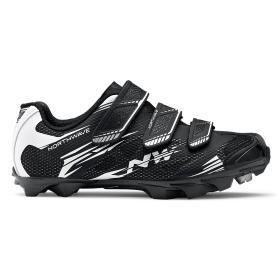 Northwave buty Katana 2, Black/White, 38, BEZPŁATNY ODBIÓR: WROCŁAW!
