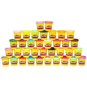 Play-Doh zestaw Mega Pack, 36 szt., BEZPŁATNY ODBIÓR: WROCŁAW!
