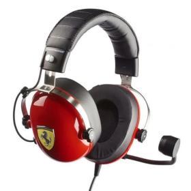Thrustmaster zestaw słuchawkowy do gier T.Racing Scuderia Ferrari (4060105), BEZPŁATNY ODBIÓR: WROCŁAW!
