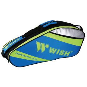 WISH torba na rakiety Bag WB 3035 niebieski, BEZPŁATNY ODBIÓR: WROCŁAW!
