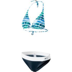 Aqua Wave strój kąpielowy damski Aniba Wmns Monstera Print/Blueberry L, BEZPŁATNY ODBIÓR: WROCŁAW!