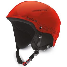 Bollé kask narciarski B-Rent JR Shiny Red & Black 49-52 cm, BEZPŁATNY ODBIÓR: WROCŁAW!