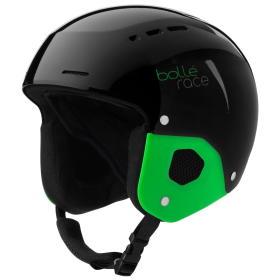 Bollé kask narciarski Quickster Shiny Black Green 49-52 cm, BEZPŁATNY ODBIÓR: WROCŁAW!